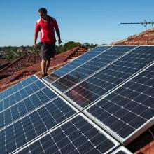 Rooftop solar pushed solar capacity to new high