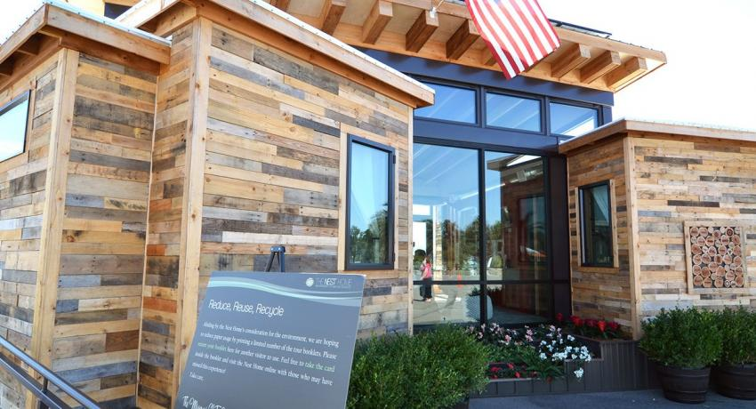 Missouri S&T was in the lead at the Solar Decathlon with its Net House