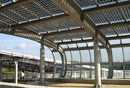 Building-integrated solar to claim larger market share