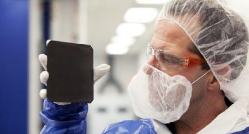 Black silicon technology could result in 23.5% cost savings