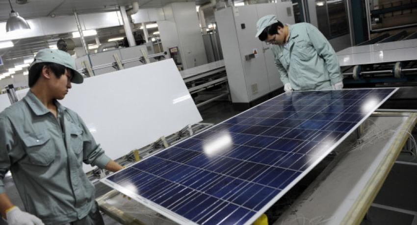 US solar industry opposes import tariffs on Chinese panels