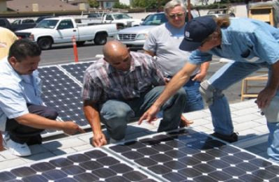 solar job training