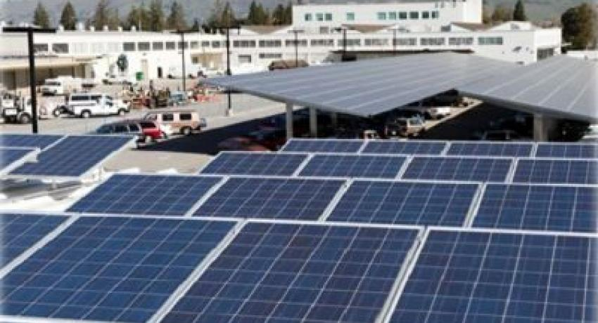 Commercial PV in San Jose