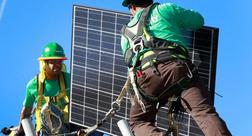 Anyone with $1,000 can invest in SolarCity solar bonds online