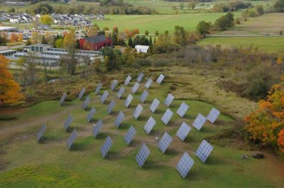 All Earth Renewables Installation