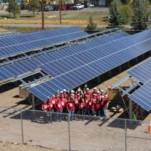Community Solar Project in Colorado