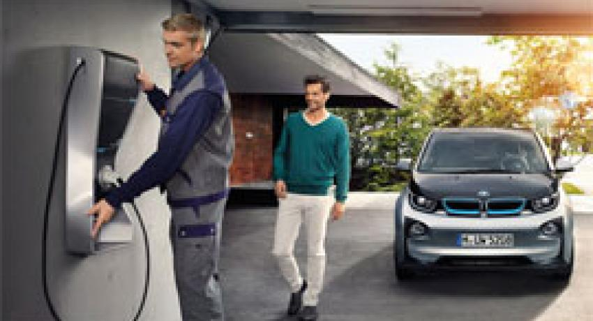BMW partners with SolarCity