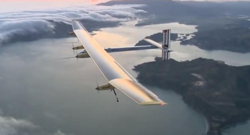 Solar Impulse 2 proving power of solar energy