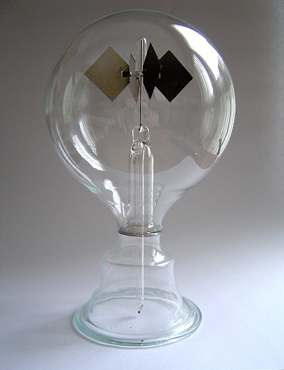 The original solar gadget, courtesy of Wikimedia Commons