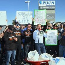 Despite protest from thousands, Nevada PUC maintains anti-solar stance