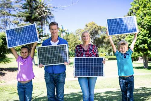 Solar Energy For Your Family