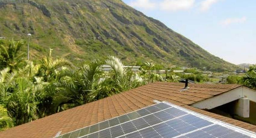 HI could push utilities to accept new business model including solar