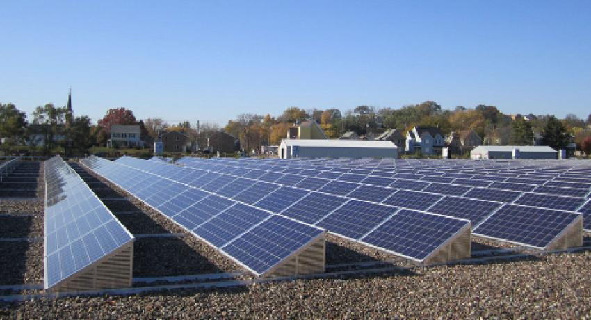 Dubuque Iowa Solar Installation