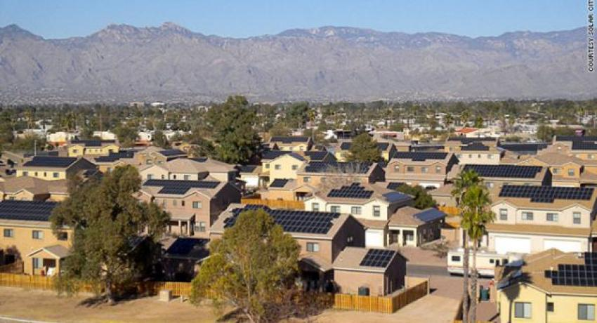 APS aims to compete with Arizona solar installers