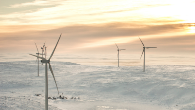 Wind Power In The Winter