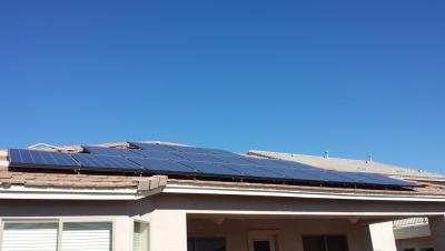 Arizona Solar Wave Solar Installation