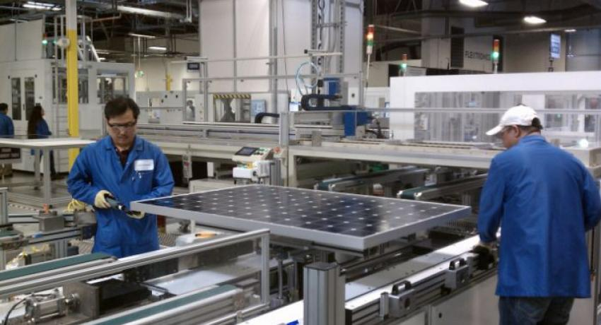 SunPower manufacturers 500,000th panel