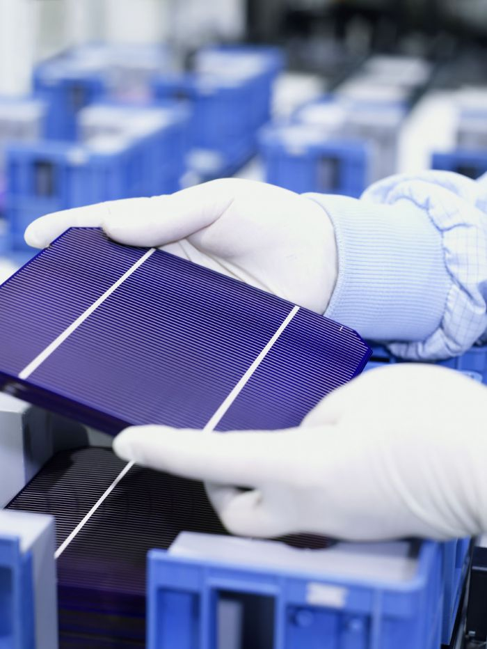 Crystalline silicon solar cells could hit $1 per watt