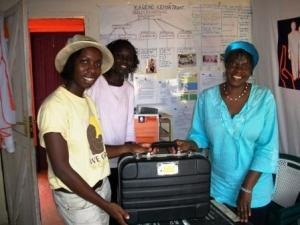 WE CARE Solar wins humanitarian technology award for Solar Suitcase