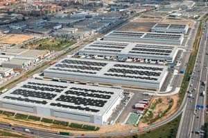 Real estate player Prologis enters solar field with innovative concept