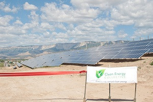 Nation's largest community solar garden opens in Rifle, CO