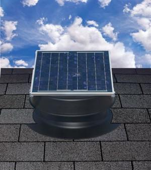 Canadian Companies Study Solar Powered Attic Vents