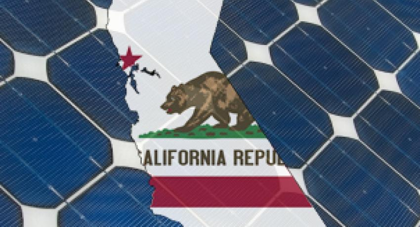 California's new energy policy is great for solar