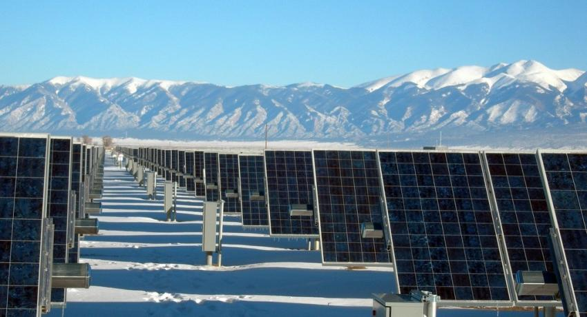 Colorado Solar Array