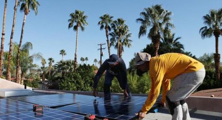 California homebuyers paying a premium for rooftop solar