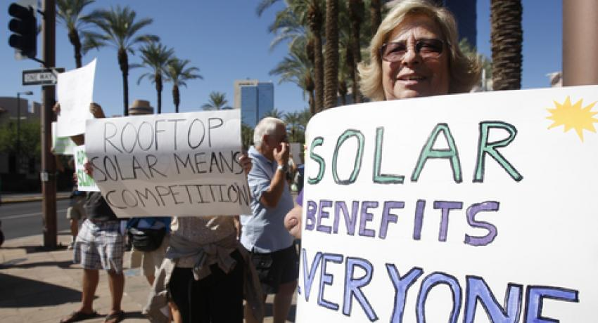 Solar advocates ask for APS investigation