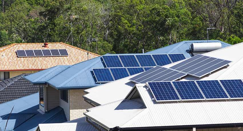 Rapid rooftop solar growth has utilities spooked