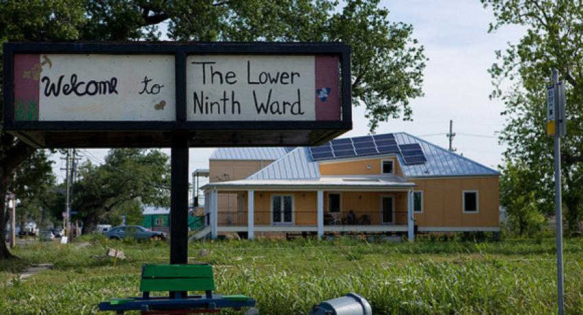 Lower 9th Ward Leading Solar In New Orleans