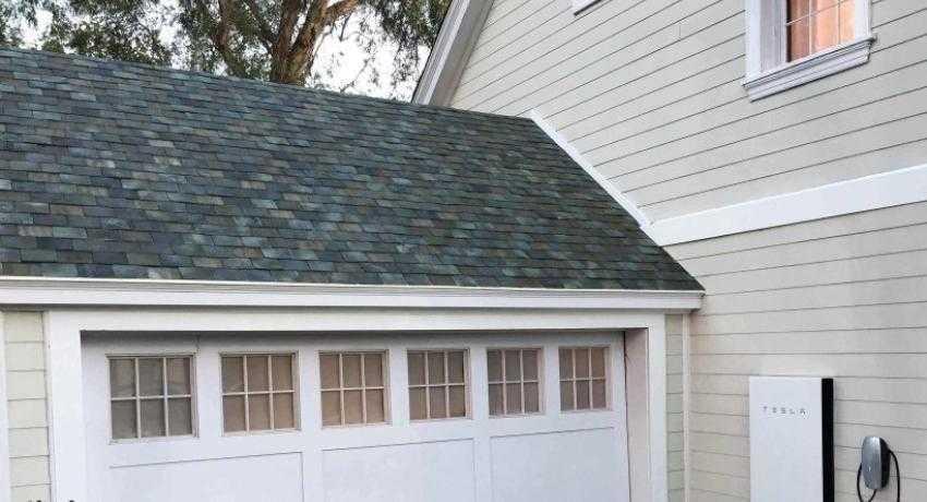 Tesla Roof Shingles >> Tesla Debuts Solar Roof Tiles Cleanenergyauthority Com