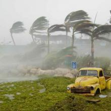 Hurricanes and Solar