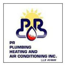 PR Plumbing Heating and Air Conditioning, Inc.