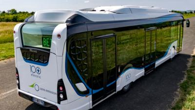 Solar Powered Buses